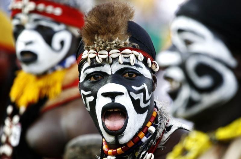 Carnevale | Maschere e decorazioni tribali africane