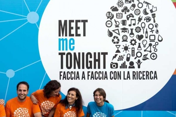 MeetMeTonight 2015 | A Milano la scienza incontra i ragazzi