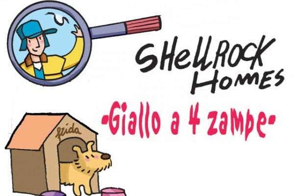 I casi dell'investigatore Shellrock | Giallo a 4 zampe