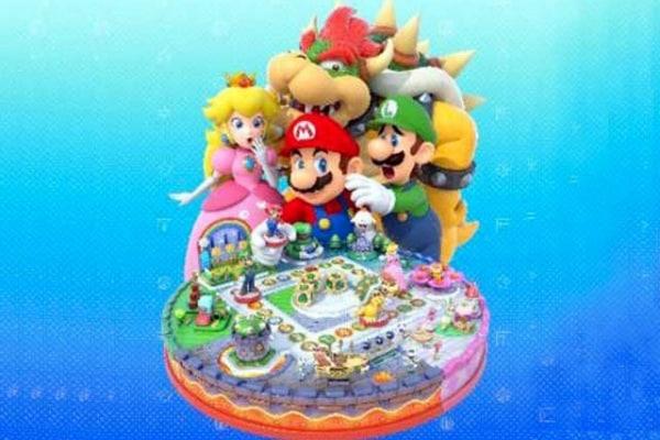 Mario Party 10 nel regno dei funghi