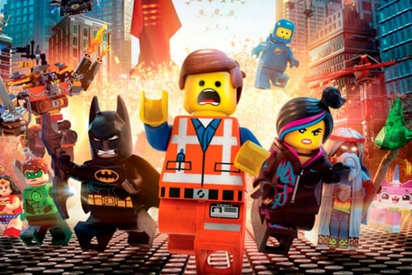 The Lego movie: i mattoncini arrivano al cinema in 3D
