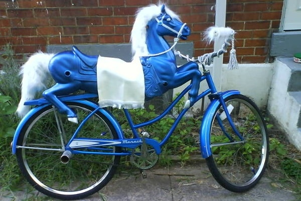 Le bici più pazze del mondo: da quella in bamboo a quella quadrata.