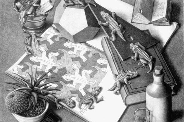M.C. Escher | La magia delle illusioni ottiche