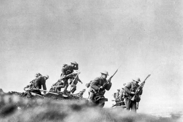 28 luglio 2014: 100 anni fa iniziava la prima Guerra Mondiale