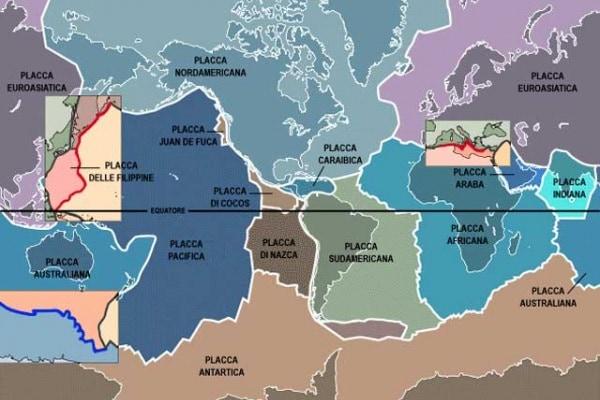 Terremoto | Un fenomeno spiegato dalla tettonica a zolle!