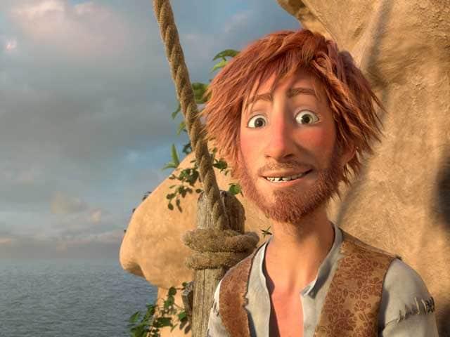 Robinson crusoe lavventura del naufrago più famoso è al cinema