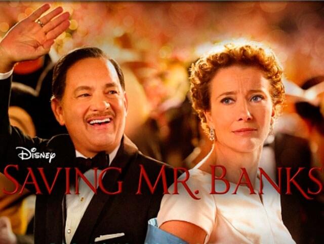 Saving Mr. Banks: al cinema il film sulla nascita di Mary Poppins!