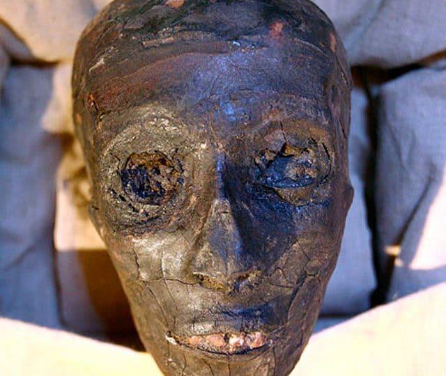 Il vero volto di Tutankhamon