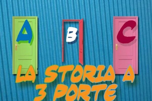 Gioca: La storia a 3 porte – Primo capitolo