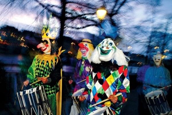 Carnevale 2017 | Ecco i più strani e alternativi carnevali del mondo