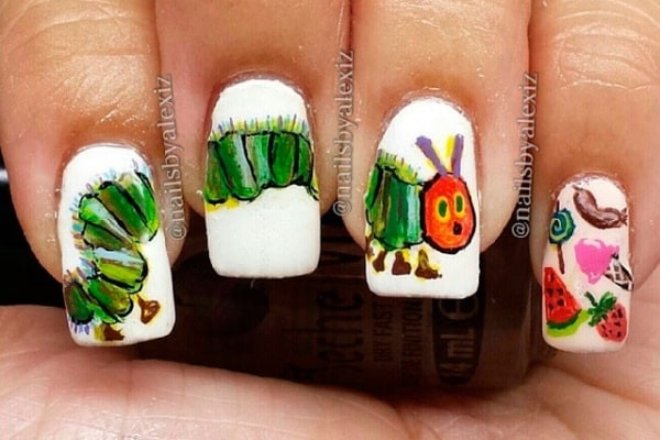 Che storia queste unghie!