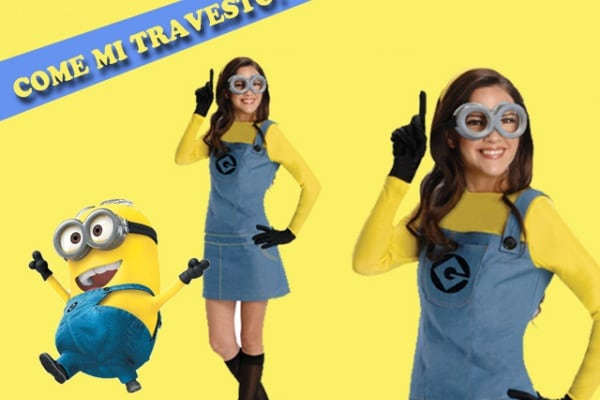 Come mi travesto? Il costume da Minion!