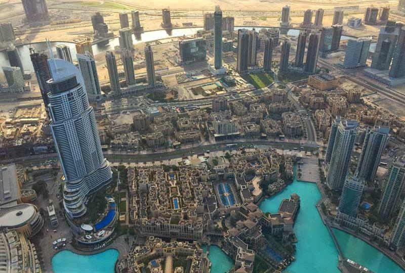 Dubai, la città col grattacielo più alto del mondo, verso Expo 2020 (video)