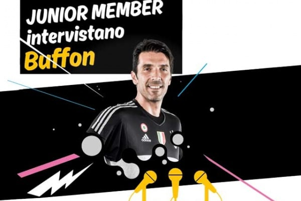 Vieni con Focus Junior a intervistare Gigi Buffon!