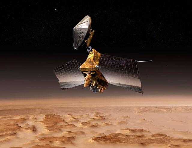 Dieci anni nell'orbita di Marte | L'anniversario del Mars Reconaissance Orbiter!