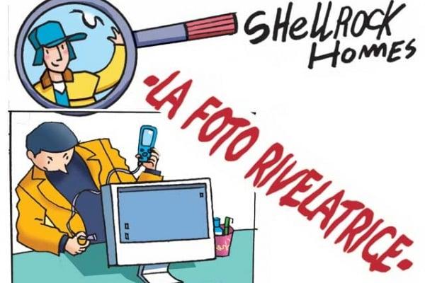 I casi dell'investigatore Shellrock | La foto rivelatrice