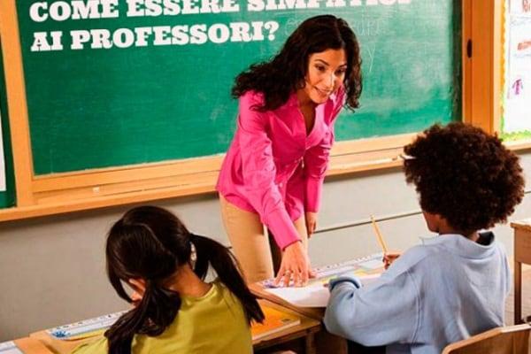 Come diventare i preferiti dei Prof! (Senza essere odiosi)