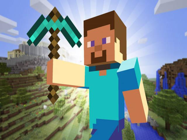 Come gioco a Minecraft?