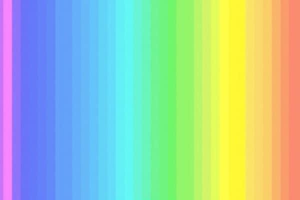 Solo una persona su 4 può vedere tutti i colori nella foto qui sotto. Tu quanti colori riesci a vedere?