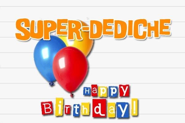 Auguri di compleanno: 20 idee super originali