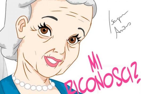 Le principesse Disney disegnate con l'età che avrebbero oggi