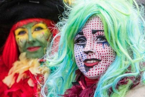 Carnevale, tutti in maschera