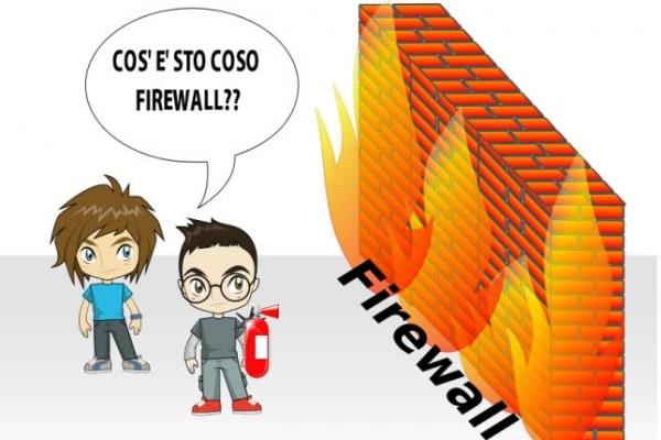 Computer: Che cos'è un Firewall?