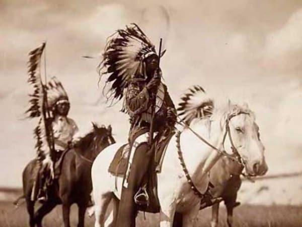 Il Gufo Su Indiani D America: Chi Sono Gli Indiani D'America, I Nativi Americani
