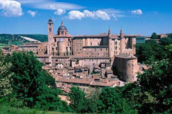La Galleria nazionale delle Marche a Urbino