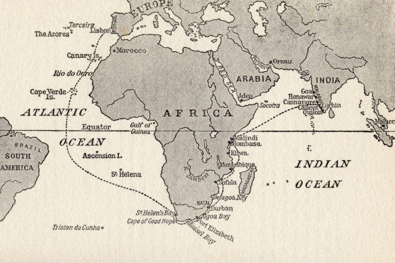 Trovato antico relitto: è la nave di Vasco da Gama?