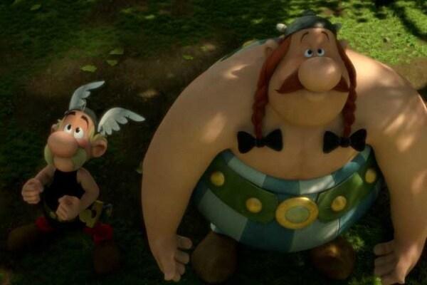 Anteprima Film | Asterix e il regno degli dei