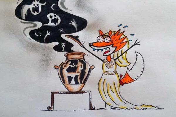 Miti greci | Achille, Penelope, Damocle e gli altri
