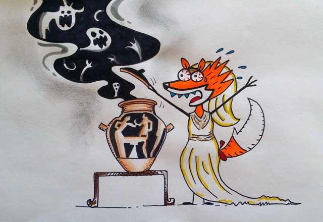Miti greci | Achille, Penelope, Damocle e gli altri protagonisti dei nostri modi di dire