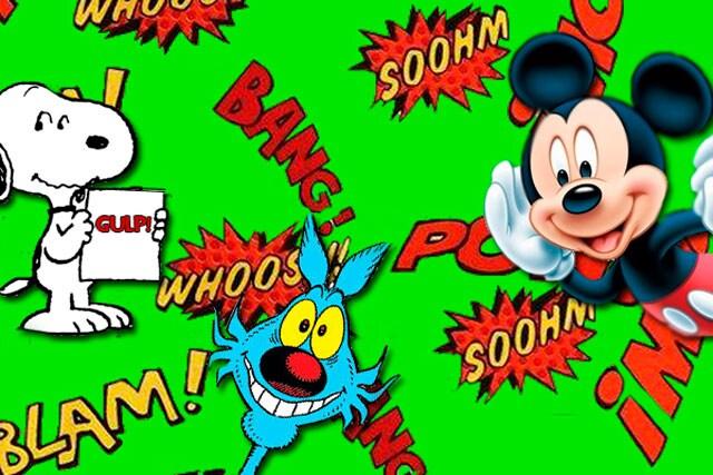 La Lingua Dei Fumetti Bang Splash Crash E Le Altre Onomatopee