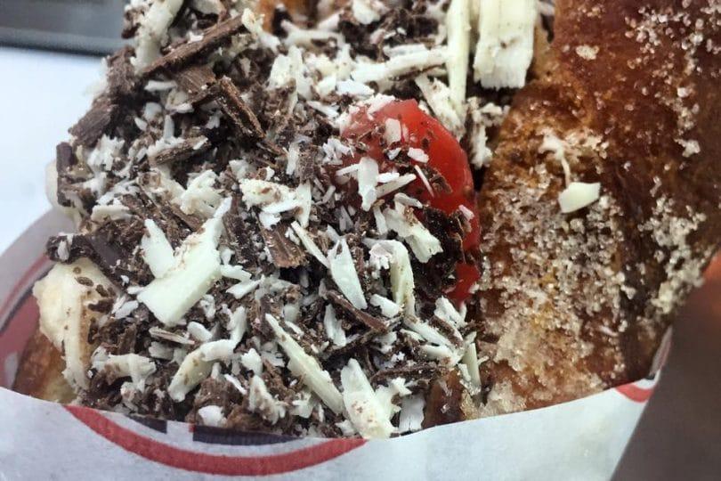 Sydney: hanno inventato il kebab alla Nutella!