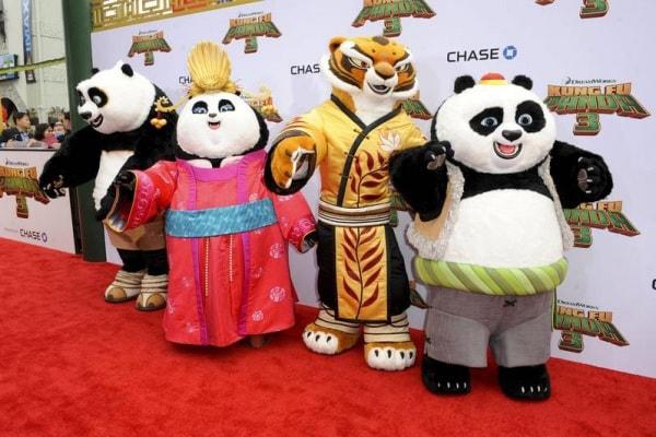 Cinema | Il ritorno del panda Po, a colpi di kung fu