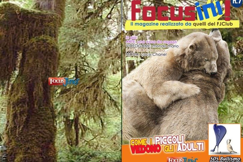 FOCUSINI N.7:  il magazine realizzato da QUELLI DEL FJCLUB