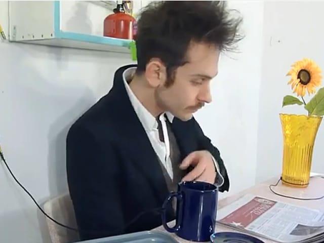 video divertente: idea geniale per i pigri!