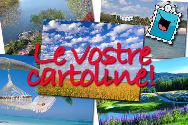 Vacanze: ecco le vostre cartoline virtuali!