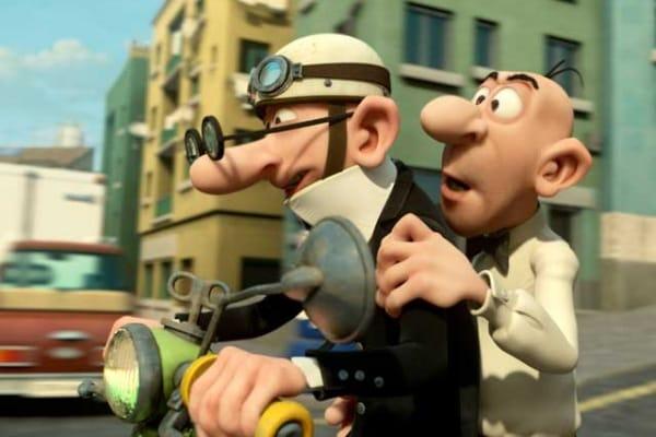 Al cinema | Mortadello e Polpetta contro Jimmy lo Sguercio