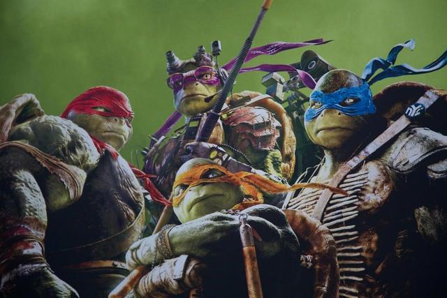 Tartarughe Ninja: la loro storia tra arti marziali e pizza!