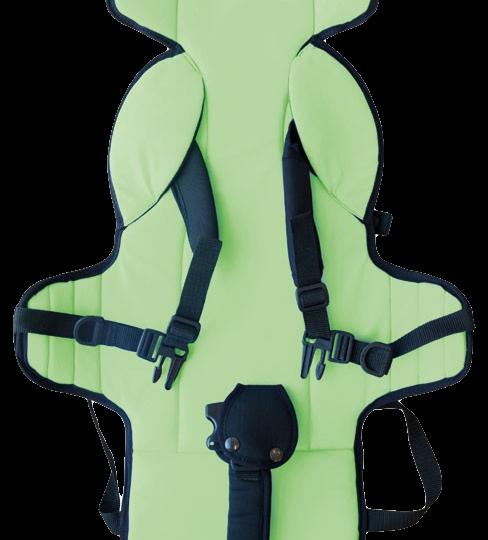 Una mamma inventa Upsee: addio alla sedia a rotelle