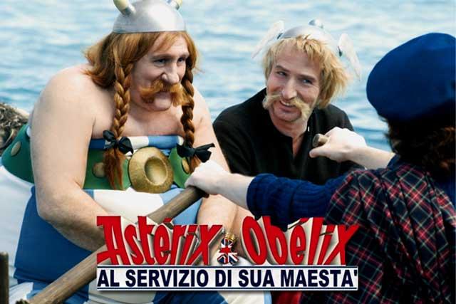 Asterix e Obelix al servizio di sua Maestà: il primo trailer in italiano