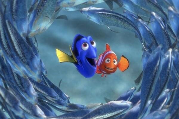 Alla ricerca di Nemo 3D: trailer e anticipazioni