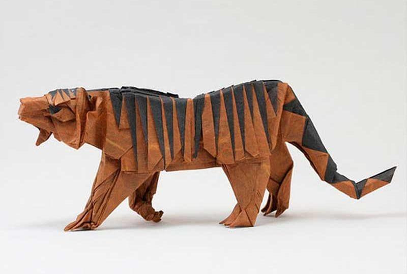 Semplici origami o vere opere d'arte?