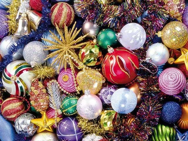 Lavoretti Di Natale Decorazioni E Palline Fai Da Te Con