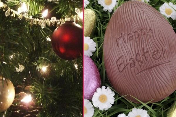 Perché Pasqua non ha una data fissa mentre il Natale cade sempre il 25 dicembre?