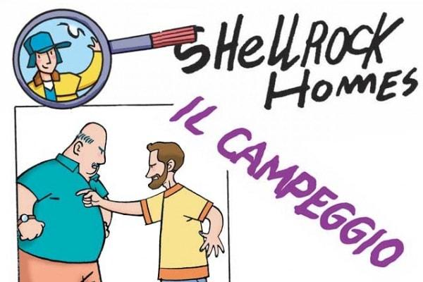 I casi dell'investigatore Shellrock | Il campeggio