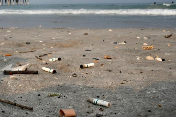 Quanto ci mette una sigaretta a decomporsi nella natura?