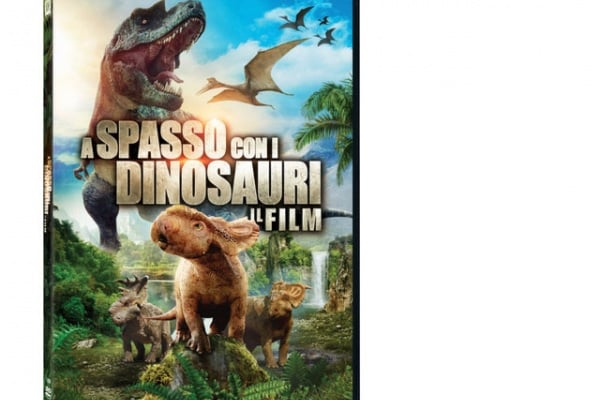 A SPASSO CON I DINOSAURI… IN TV!